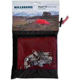 Hilleberg Repair Kit Yellow Label red